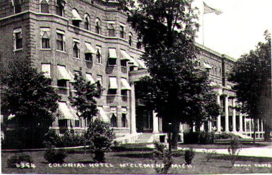 Macomb county michigan genealogy bath city for Bath house michigan